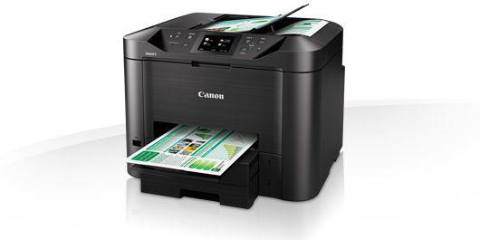 Canon Maxify Mb5450 Wifi