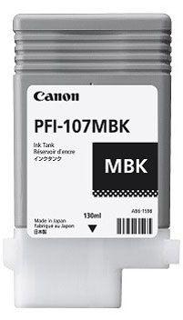 Ver Canon PFI 107MBK