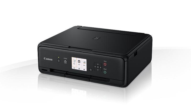 Ver Canon Pixma Ts5050 Negro Wifi