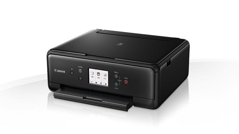 Canon Pixma Ts6050 Negro Wifi