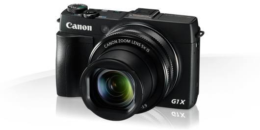 Ver Canon PowerShot G1 X Mark II