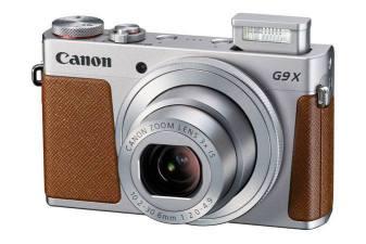 Ver Canon PowerShot G9 X