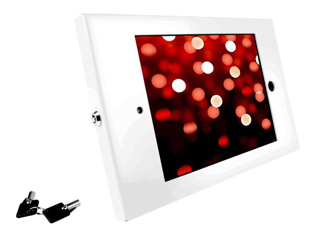 Ver Compulocks iPad Secure Metal Jacket Enclosure Wall Mount White