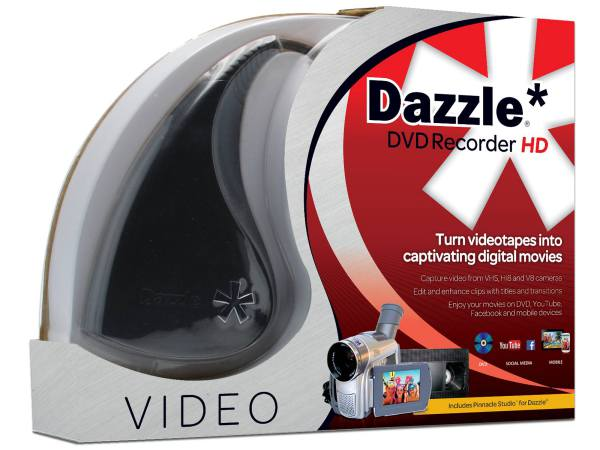 Ver Corel Dazzle DVD Recorder HD