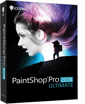 Ver Corel PaintShop Pro 2018 Ultimate