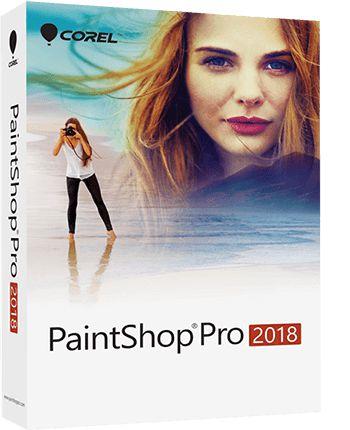 Ver Corel PaintShop Pro 2018