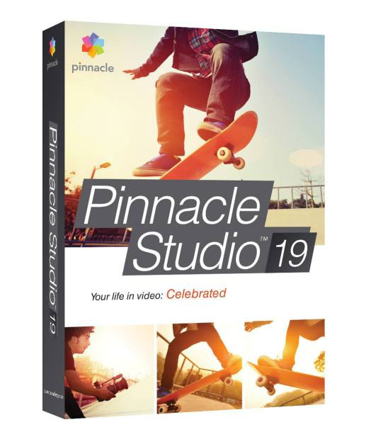 Ver Corel Pinnacle Studio 19