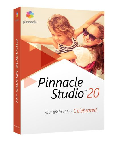 Ver Corel Pinnacle Studio 20 Standard ML EU
