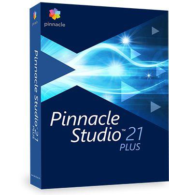 Corel Pinnacle Studio 21 Plus
