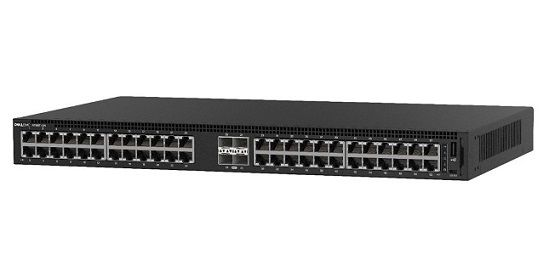 DELL 1148T ON Gestionado L2 Gigabit Ethernet 10