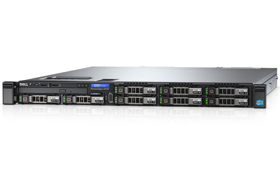 DELL PowerEdge R430 0879