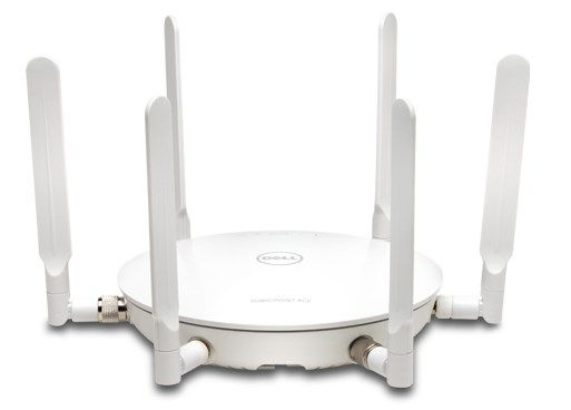 Ver DELL SonicWALL SonicPoint ACe PoE Injector 1Y Dynamic Support 24x7