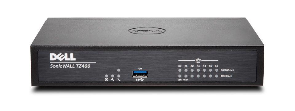 SonicWALL TZ400 Wireless AC 01 SSC 0509