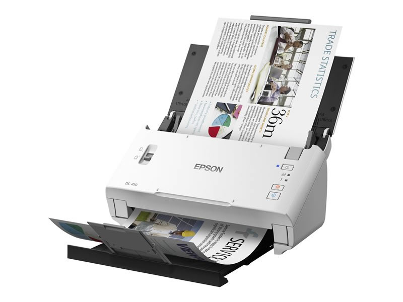 Ver EPSON WorkForce DS 410