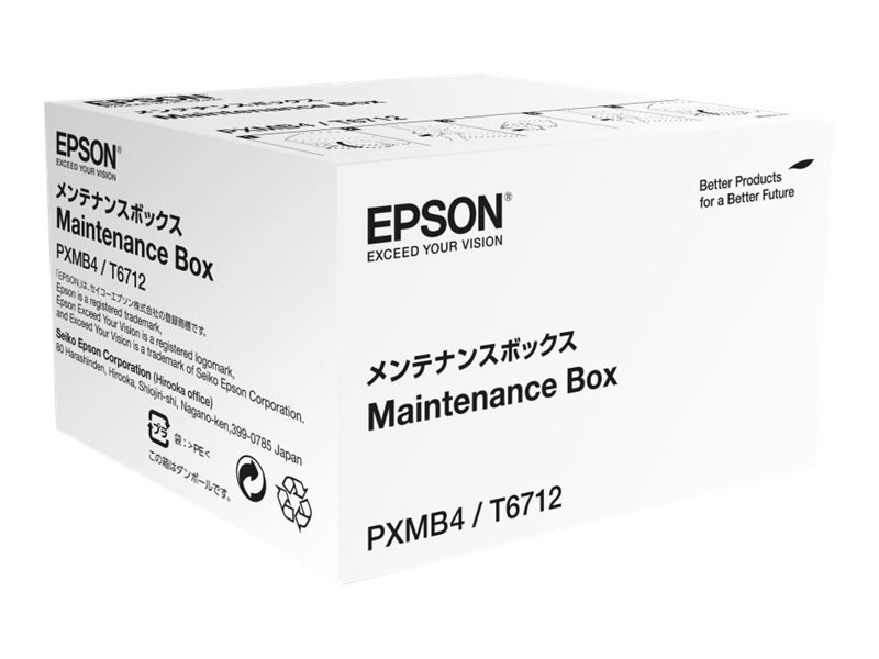 Ver Epson Maintenance Box