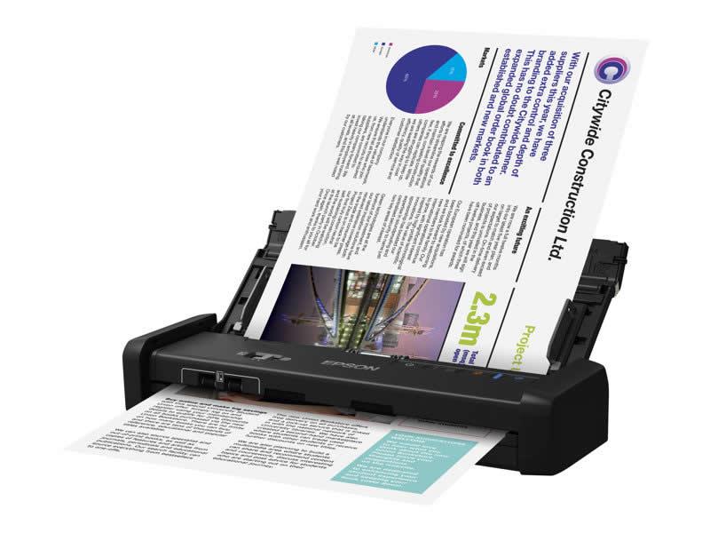 Epson WorkForce DS 310