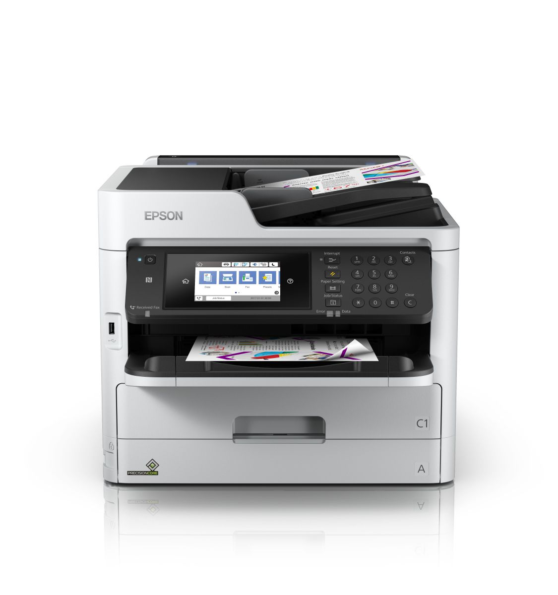 Ver Epson WorkForce Pro WF C5790DWF