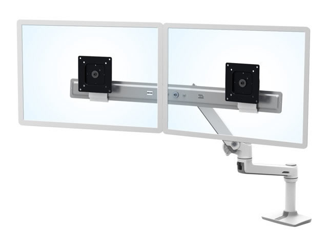 Ver Ergotron LX Desk Dual Direct Arm