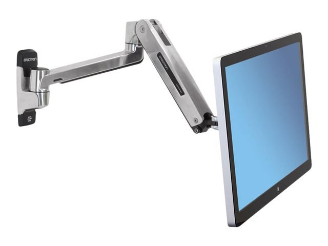 Ver Ergotron LX HD Sit-Stand Wall Mount LCD Arm