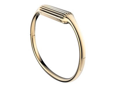 Ver Fitbit Bangle Brazalete PEQUENA ORO