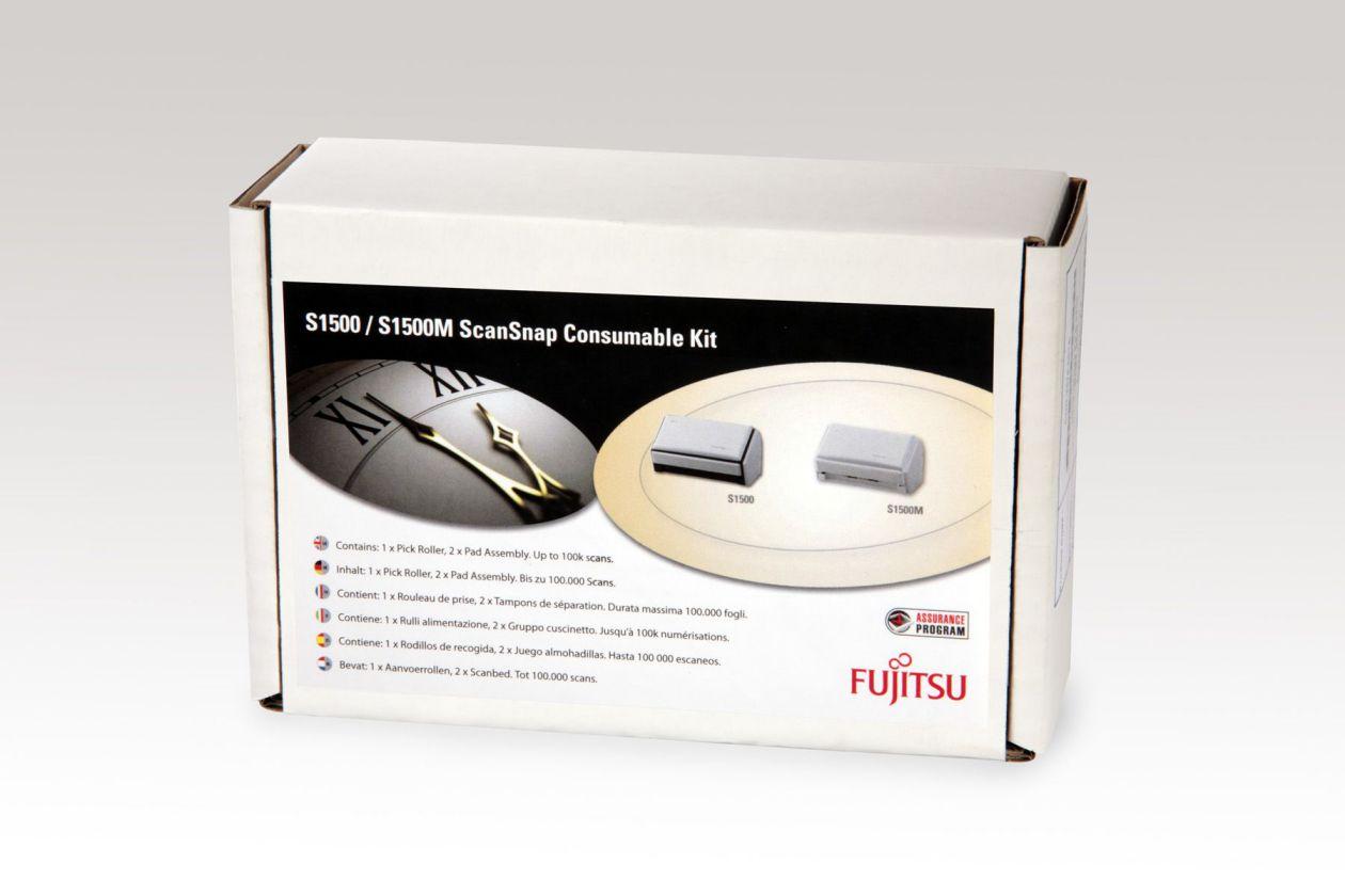 Fujitsu CON 3360 001A Escaner Kit de consumibles