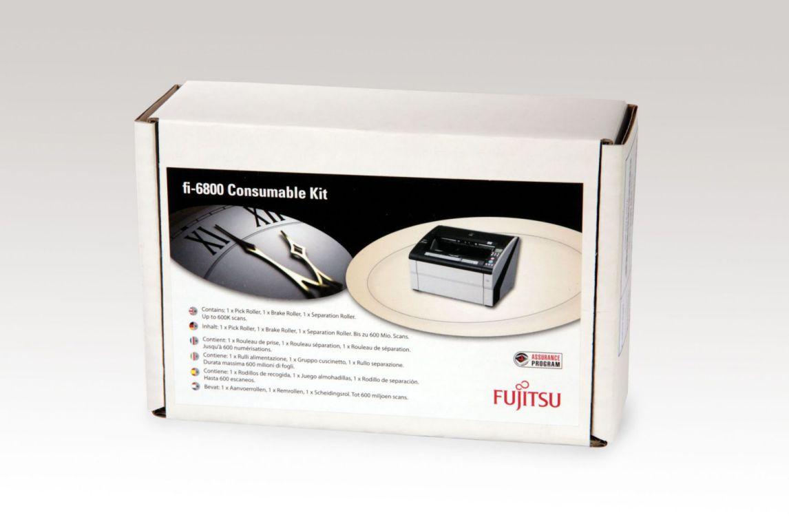 Fujitsu CON 3575 001A Escaner Kit de consumibles