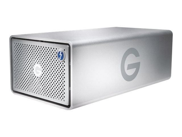 Ver G Tech G-RAID with Thunderbolt 3 16 TB GRARTH3EB160002BDB
