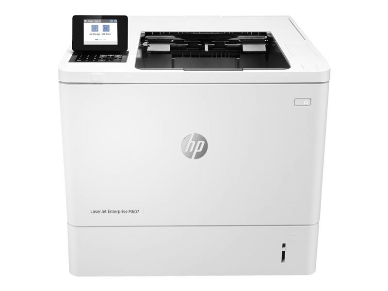 Ver HP LaserJet Enterprise M607n