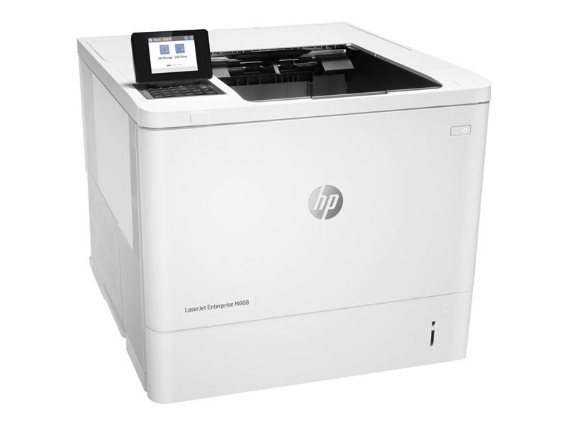 Ver HP LaserJet Enterprise M608n