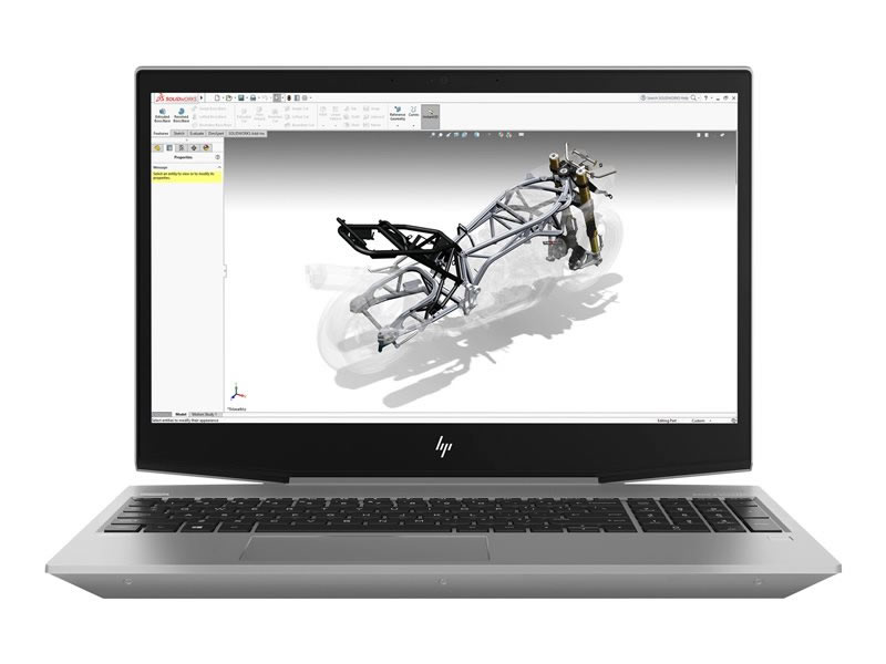 Ver HP ZBook 15v G5 Mobile Workstation