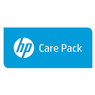 HP 1 year Post Warranty Channel Remote Part Designjet Z6200 60inch Support