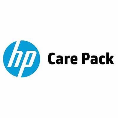 Ver HP 1 year PostWarranty Next business day Channel Remote Part Color Laserjet Managed M651 MFP Service