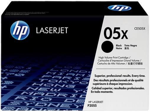 Ver HP 2 x CE505X