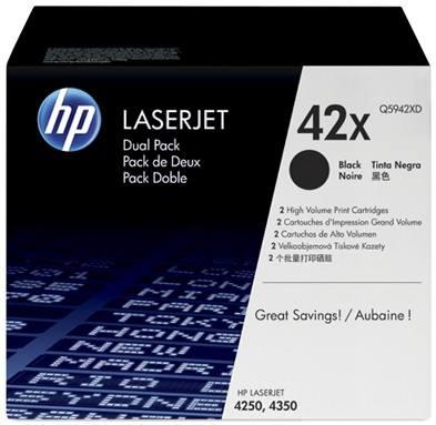 HP 2 x Q5942XD