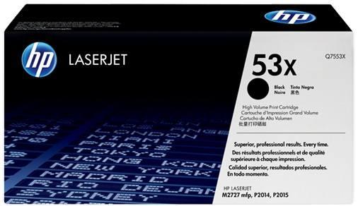 Ver HP 2 x Q7553X