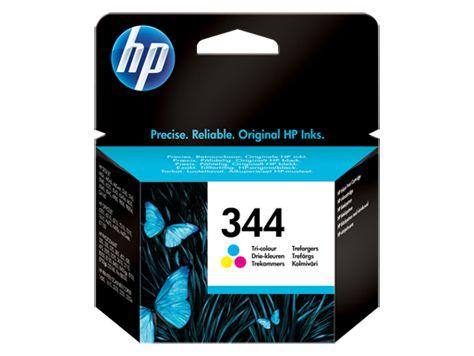 Ver HP 344 CMY