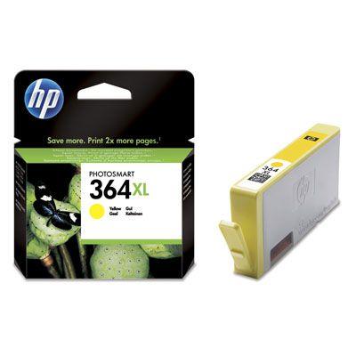 Ver HP 364XL Amarillo cartucho de tinta