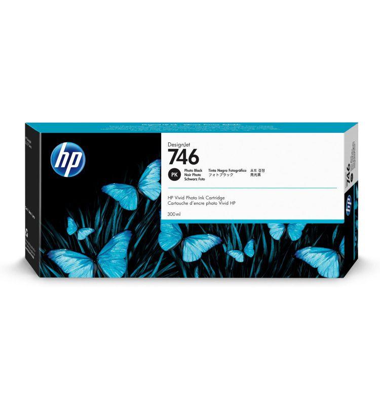 HP 746 cartucho de tinta Original Negro