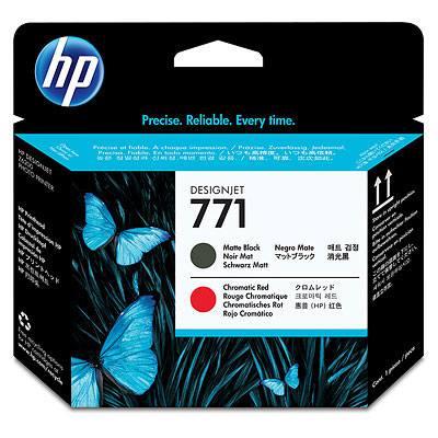 Ver HP 771 Matte Black