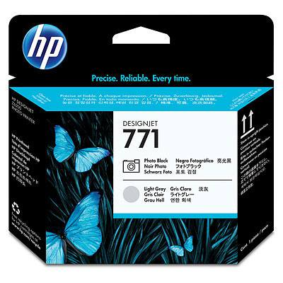 Ver HP 771 Photo Black