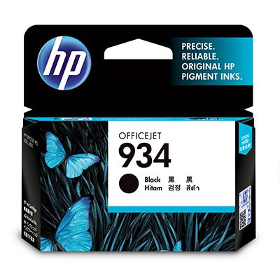 Ver HP 934 NEGRO