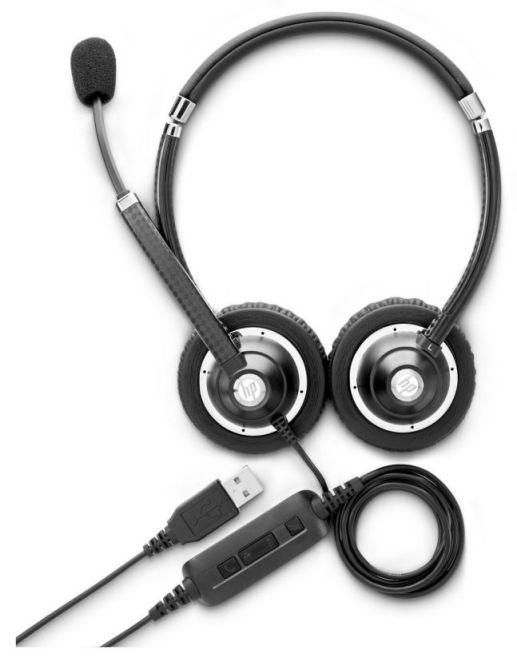 Ver HP Auriculares con cables UC