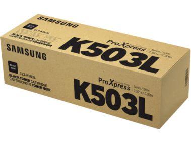 Ver HP CLT K503L Toner de laser 8000paginas Negro
