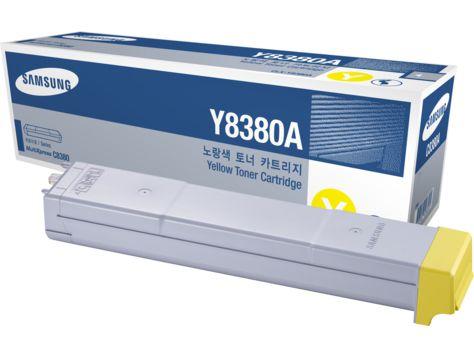 HP CLX Y8380A Toner de laser 15000paginas Amarillo