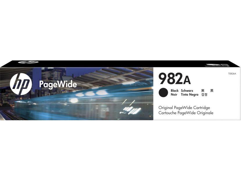 HP Cartucho PageWide 982A Original negro