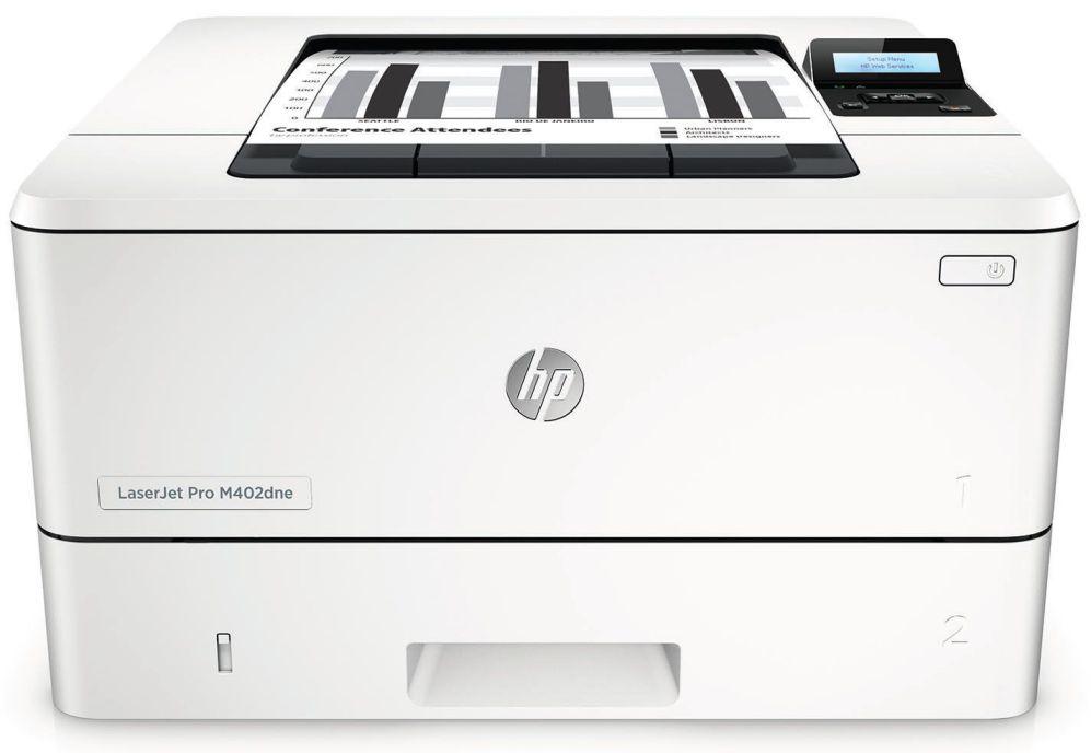 Ver HP LaserJet Pro M402dne