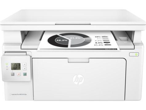 Ver HP LaserJet Pro MFP M130a Laser A4 Color blanco