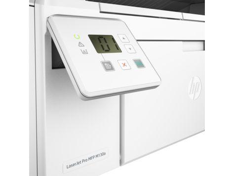 Hp Laserjet Pro Mfp M130a Laser A4 Color Blanco