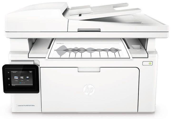 HP LaserJet Pro MFP M130fw Wifi