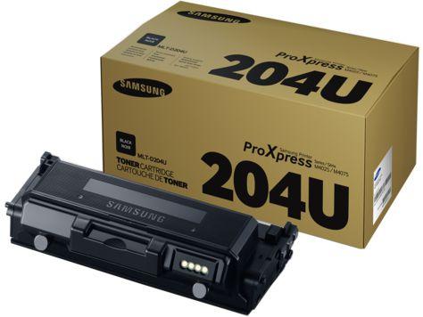 HP MLT D204U Toner de laser 15000paginas Negro